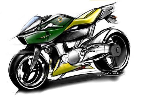 Lotus... MOTORCYCLES !!! Motorcycle