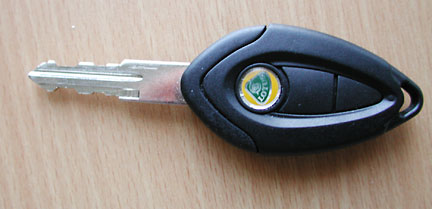 istruzioni telecomando cobra Key