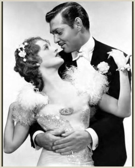 Avatars (6) - Page 20 Jeanette-and-clark-gable-450-pixels