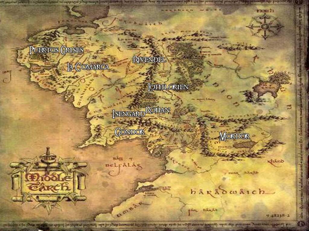Lugares de la Tierra Media 19DicExpoTolkien