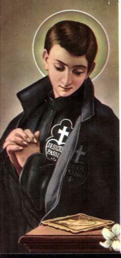 27 février Saint Gabriel de la Vierge des Douleurs 31500B