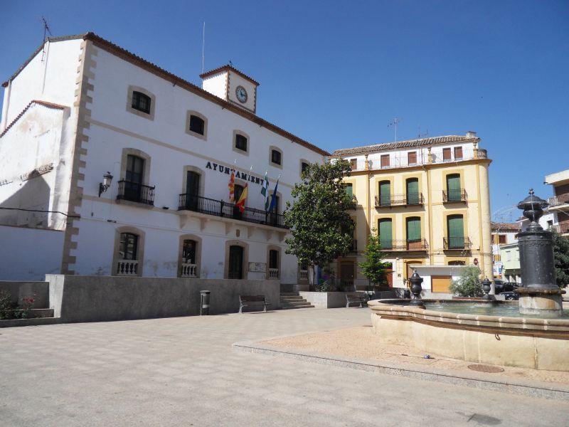 Videos  y fotos de nuestros lugares de origen o residencia Ayuntamiento_santisteban_SDC10694
