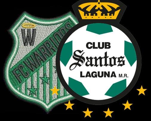 Santos Laguna (Dallas) Looking for a goalie Logos-506