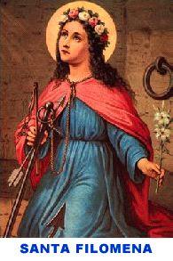 faenza - Virgen de Gracia de Faenza / prision de S. Pedro - s. XVIII (R.M. SXVIII-O89) - Página 2 Filomena3