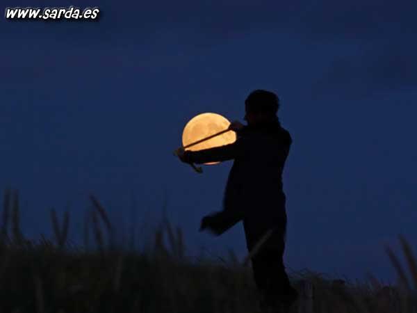 Luna lunera... Luna-lunera