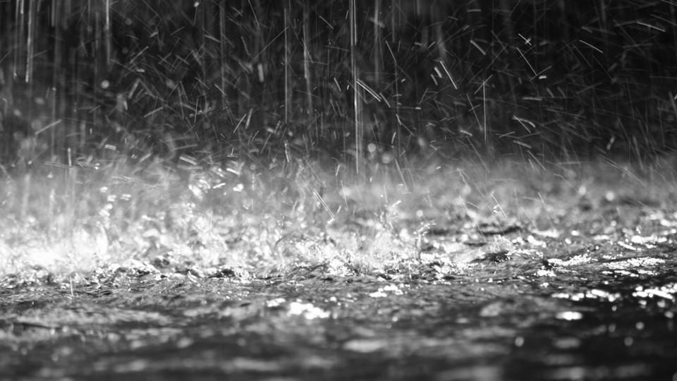 INTENSITÀ DELLA PIOGGIA Pioggia-intensa