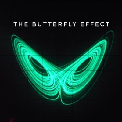 5 Extraordinary Examples of How The Butterfly Effect Has Changed History... Butterfly-effect-logo