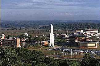 Arianespace's Ariane 5 — No Depart Due To De-Bad Part Arianespaceport