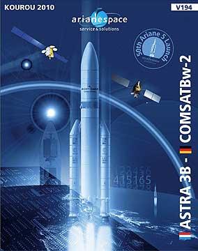 Arianespace's Ariane 5 — No Depart Due To De-Bad Part Ariane-5