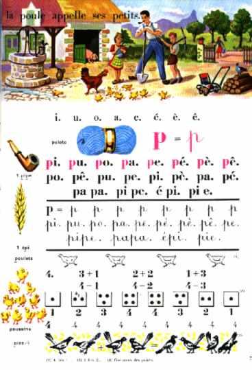 L'apprentissage de la lecture pour les élèves de primaire Bosher71