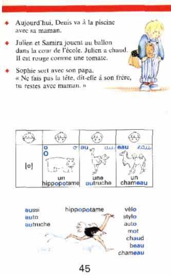 L'apprentissage de la lecture pour les élèves de primaire FilMot451