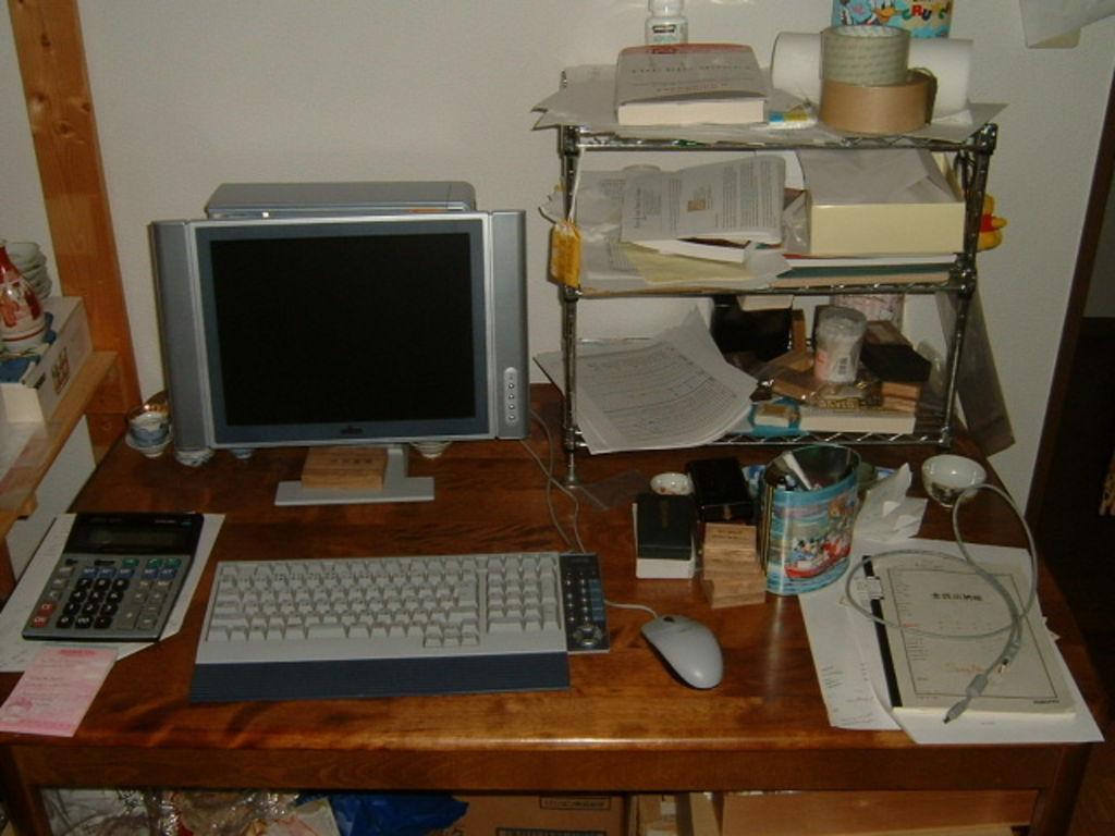 صور كمبيوتر رائعة لم ترى مثلها!!!!! Desk