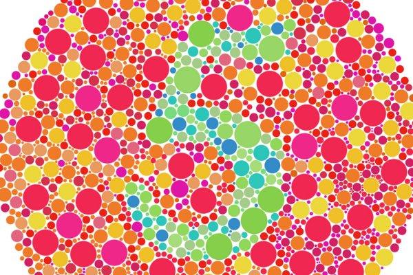 Što je daltonizam i kako se leči Raspoznavanje-boja