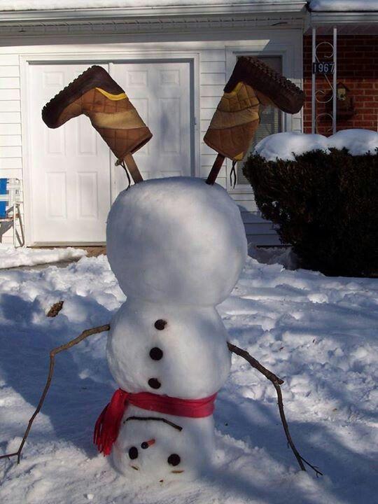 Pictures: The strangest scenes in the winter %D8%B1%D8%AC%D9%84%20%D8%A7%D9%84%D8%AB%D9%84%D8%AC