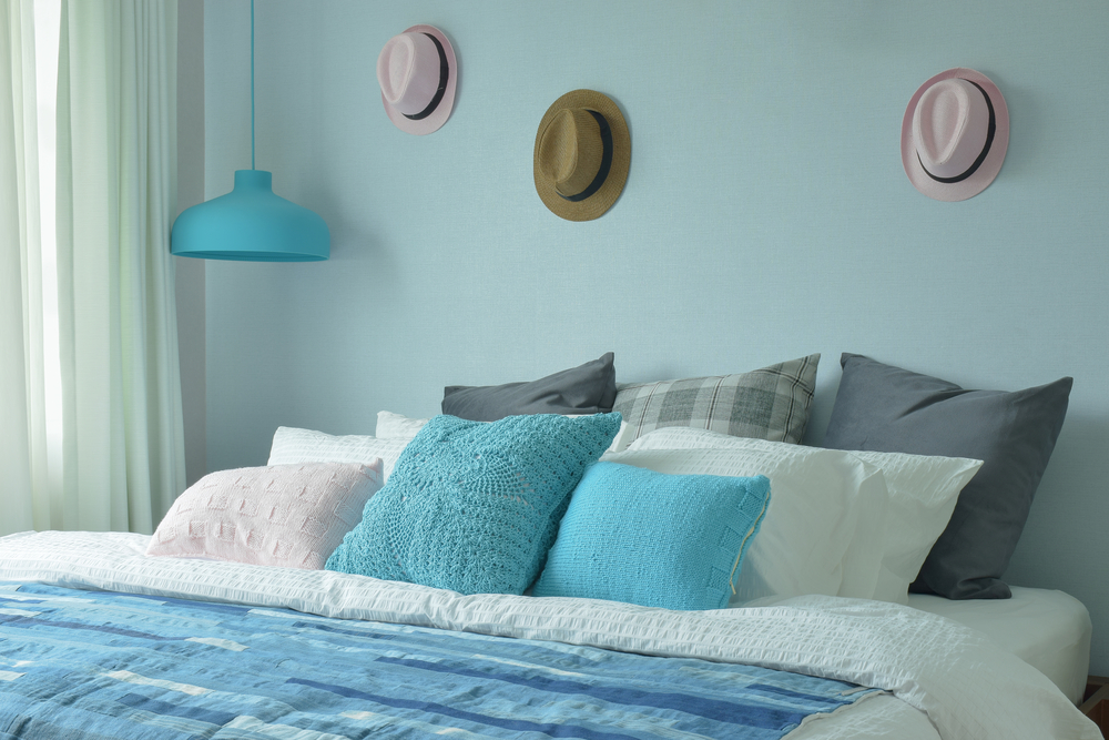 نصائح لحسن اختيار لون المنزل  Shutterstock_340537775