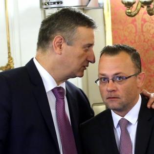 Karamrle i Hasanče se vraćaju Karamarko-Hasanbegovi%C4%87