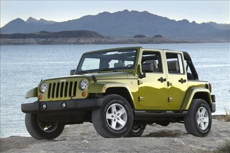 La gamme Jeep : le Wrangler JK/JKU JeepWrangler4