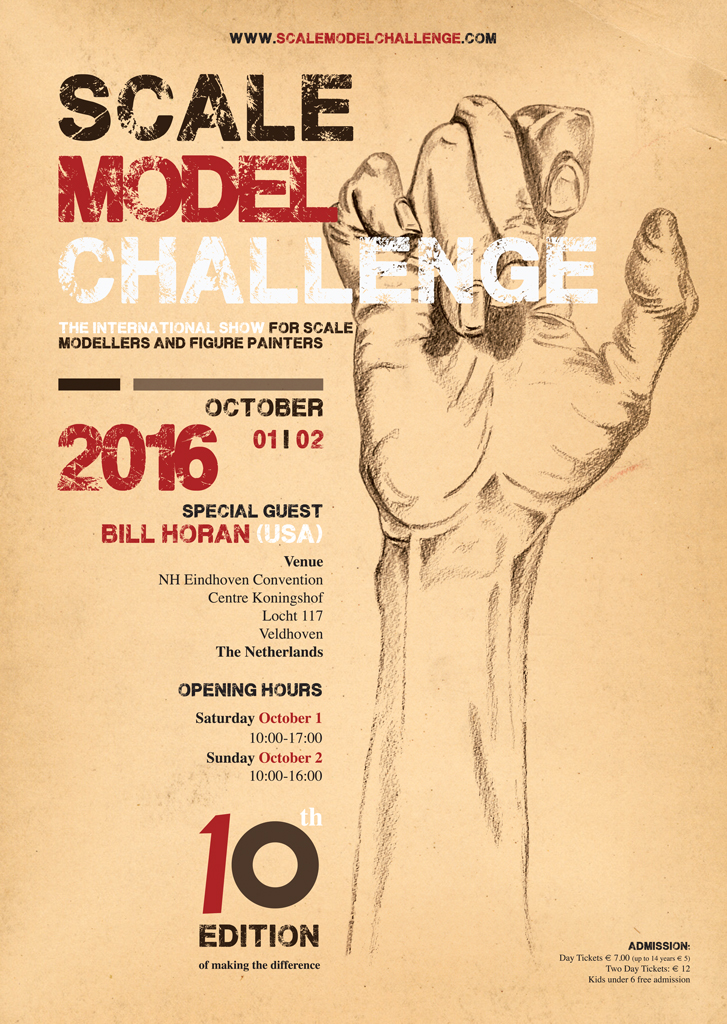 Scale Model Challenge (Hollande) SMC-POSTER