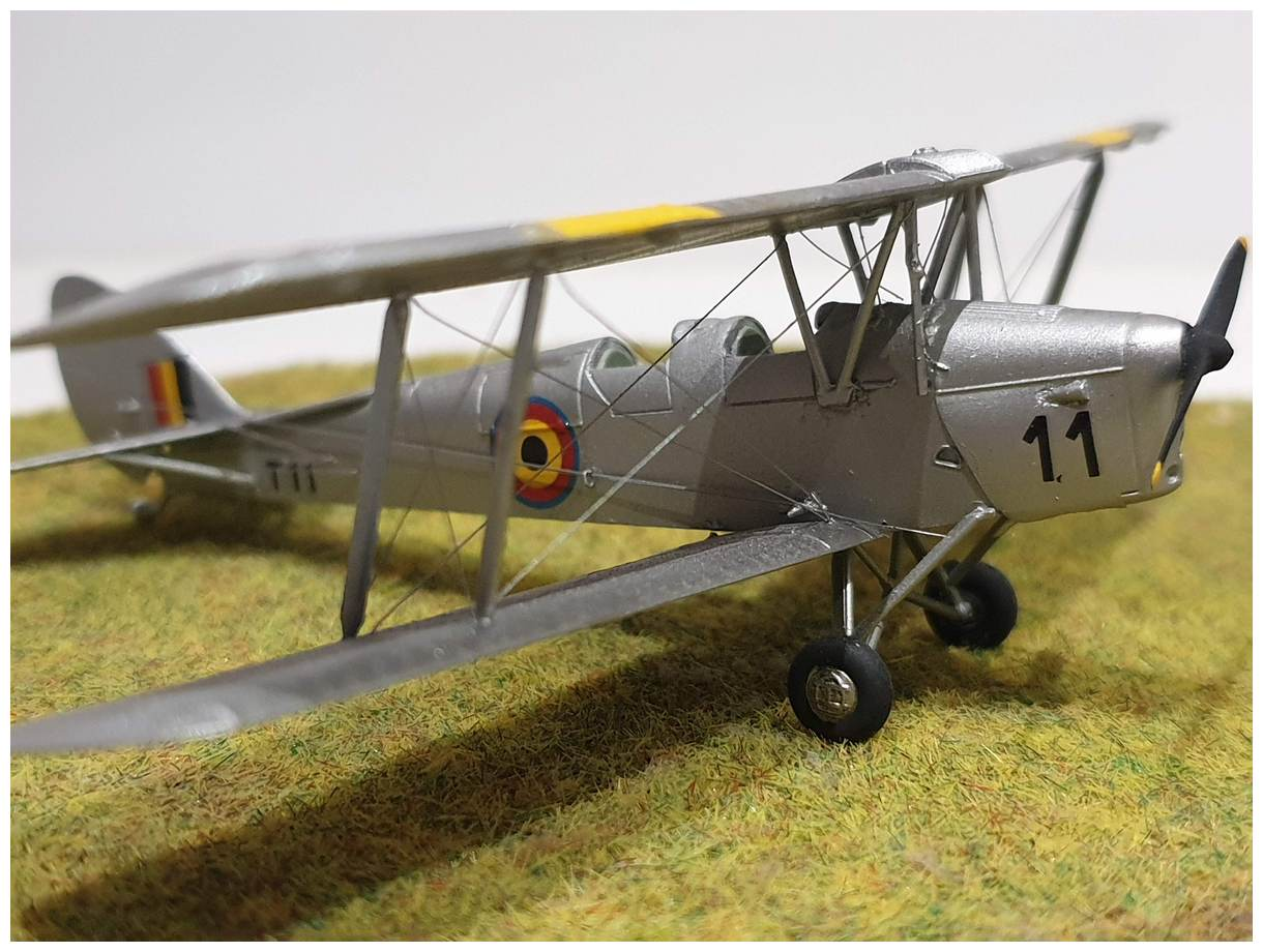 [Airfix] De Havilland Tiger Moth - Belgian air force  +/- 1952 20191213_160634r