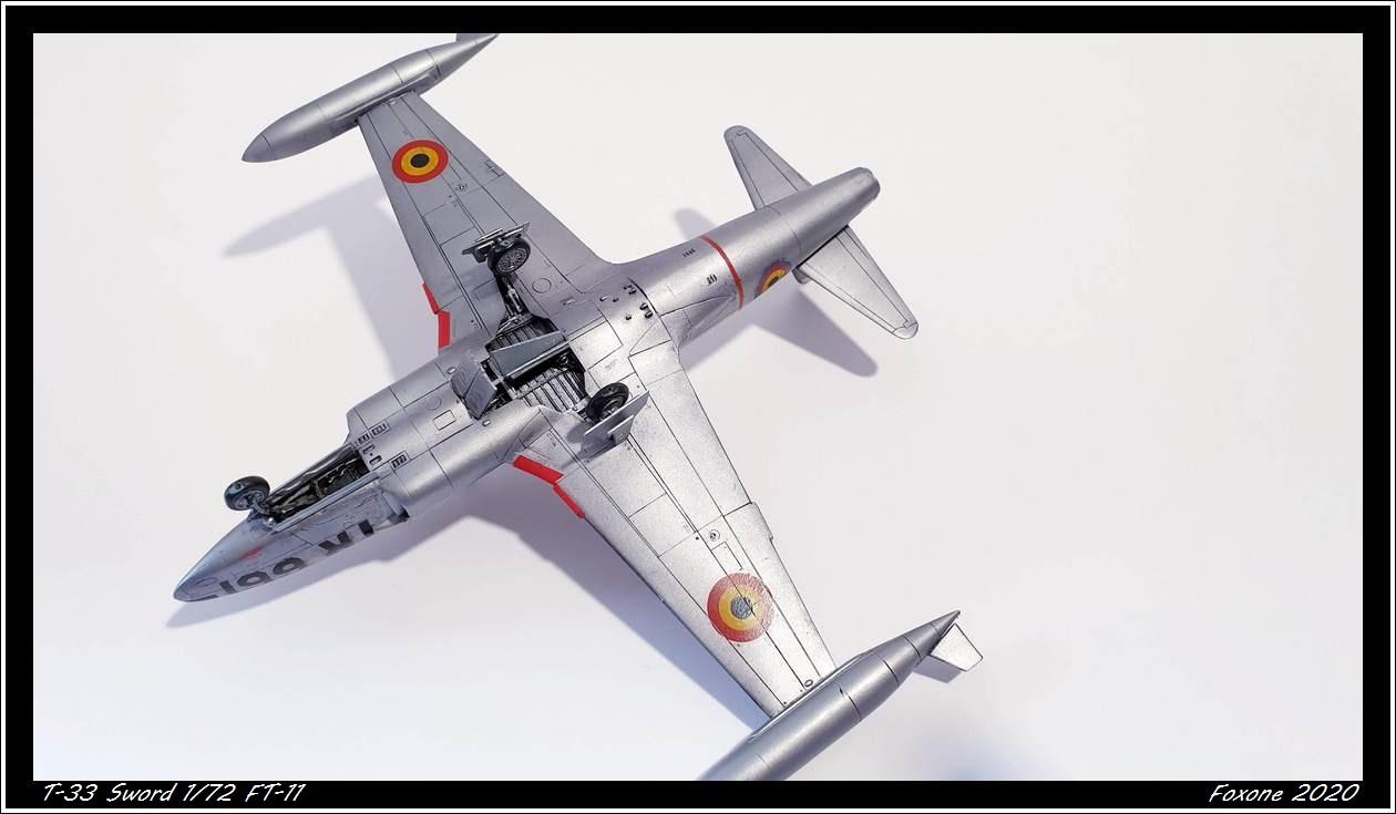 [Sword] Lockheed T-33 Belgian Air Force early '50 20200629_180058s