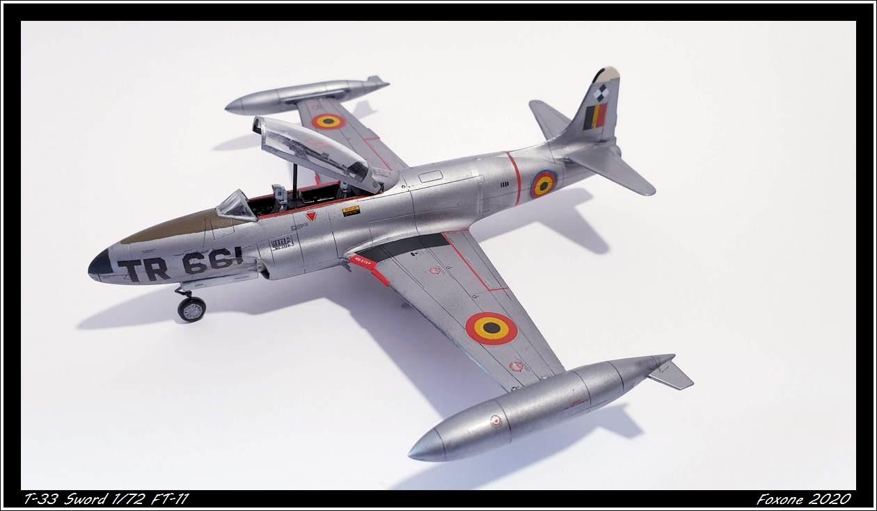 [Sword] Lockheed T-33 Belgian Air Force early '50 20200629_180231s