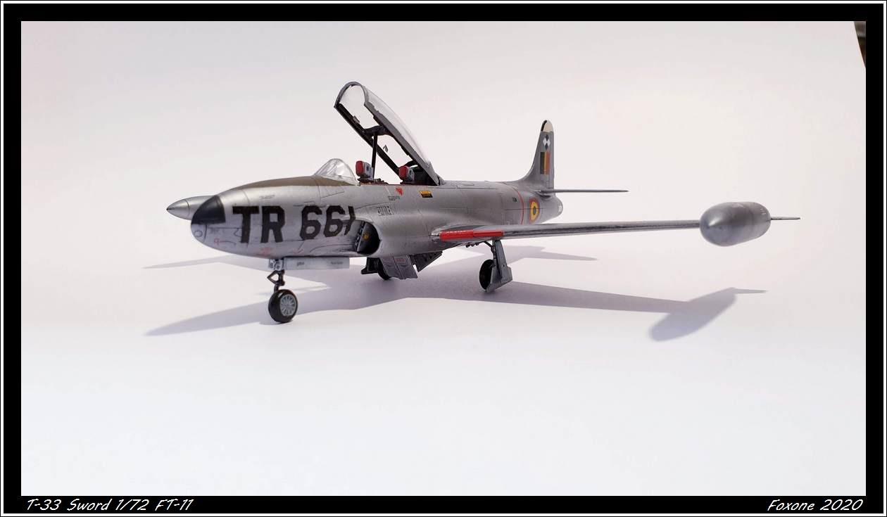 [Sword] Lockheed T-33 Belgian Air Force early '50 20200629_180247s