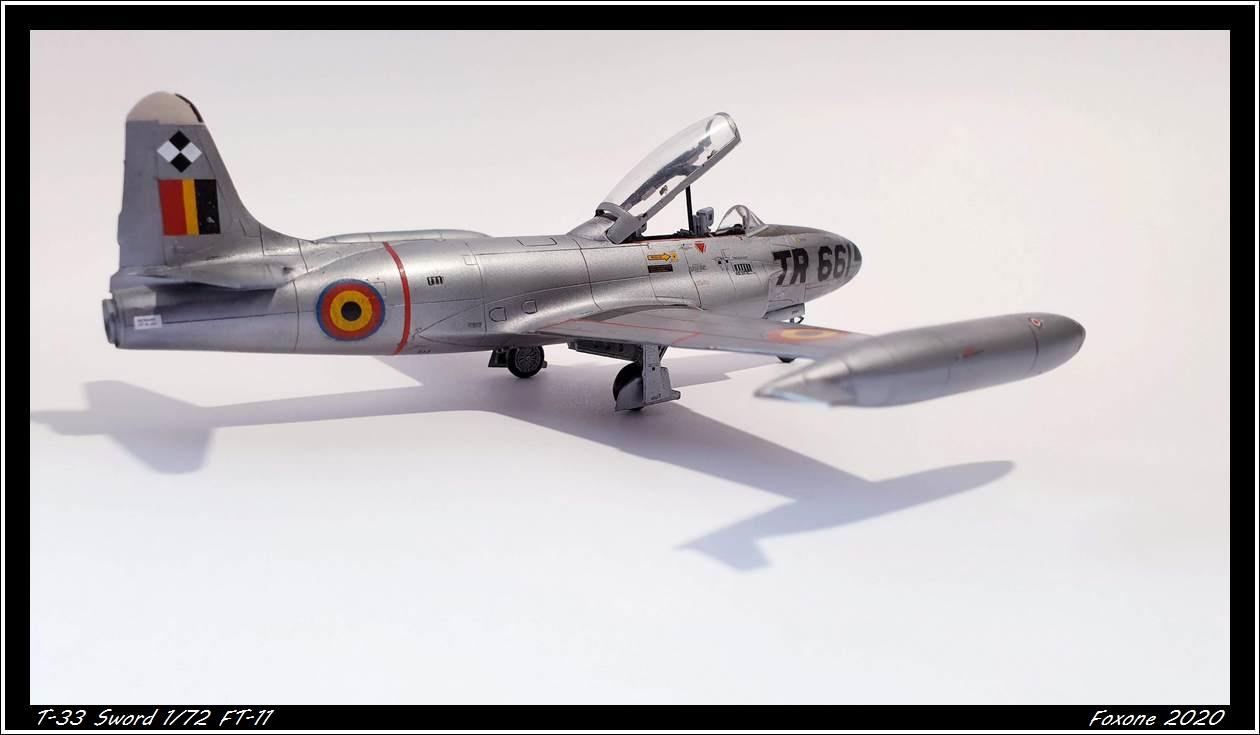 [Sword] Lockheed T-33 Belgian Air Force early '50 20200629_180314s