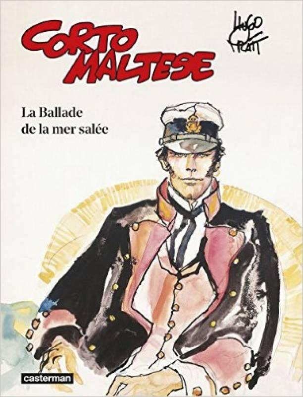 BD maritime 9782203097605-large-corto-maltese-edition-couleur-2015-tome-1-la-ballade-de-la-mer-salee