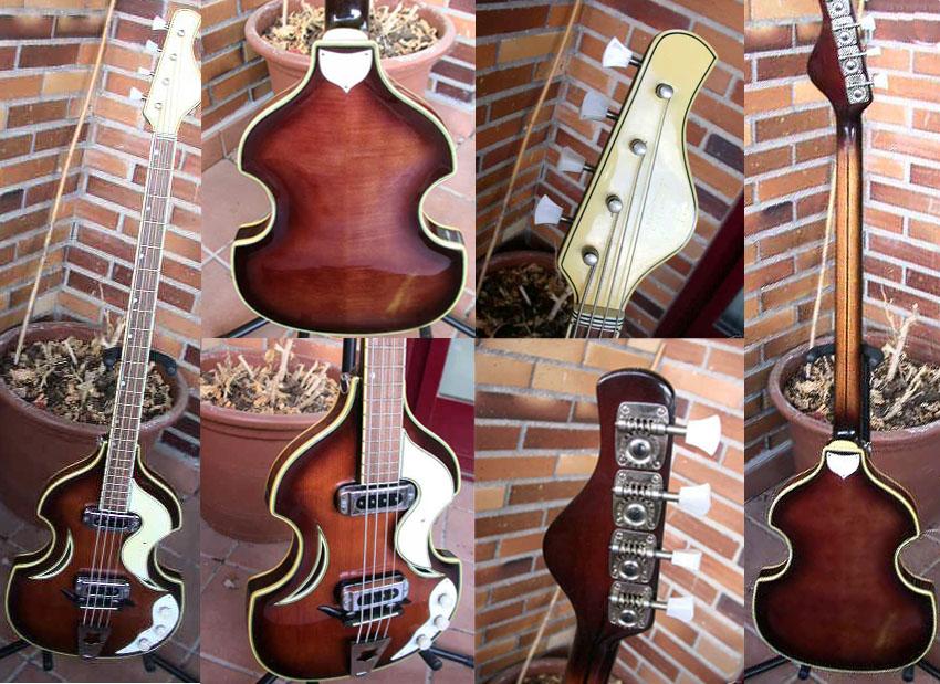 Pergold Bass.  72_18