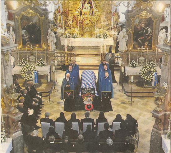 Familia Real de Baviera   Actualidad - Página 2 Zeitung1