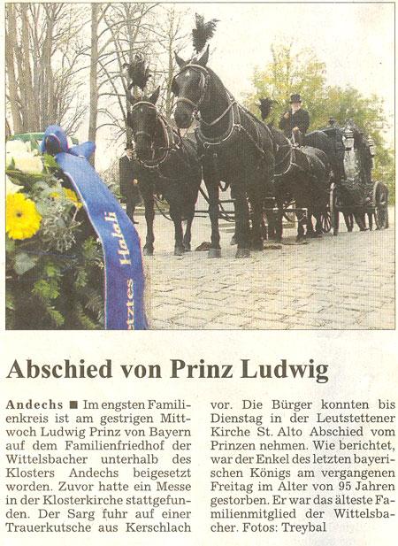 Familia Real de Baviera   Actualidad - Página 2 Zeitung2