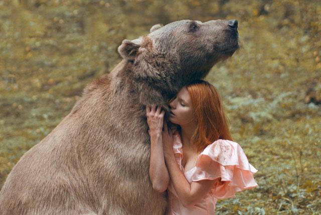 Images diverses - Page 6 Katerina-Plotnikova-fotos-de-osos-con-personas