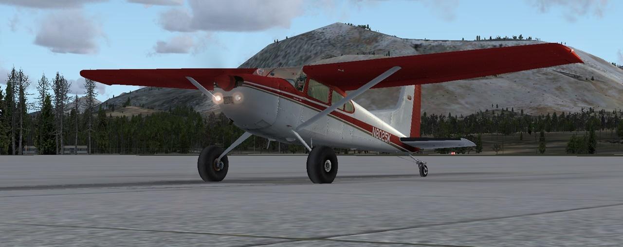 Carenado - C185F Skywagon & Bush Version C185_1