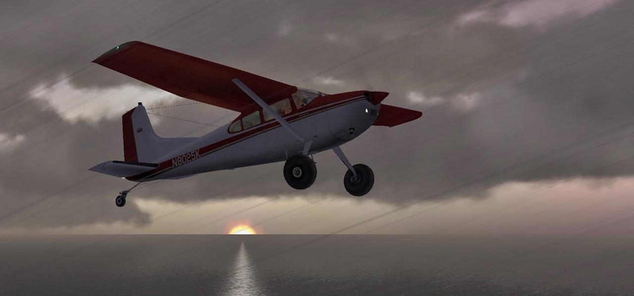Carenado - C185F Skywagon & Bush Version C185_2