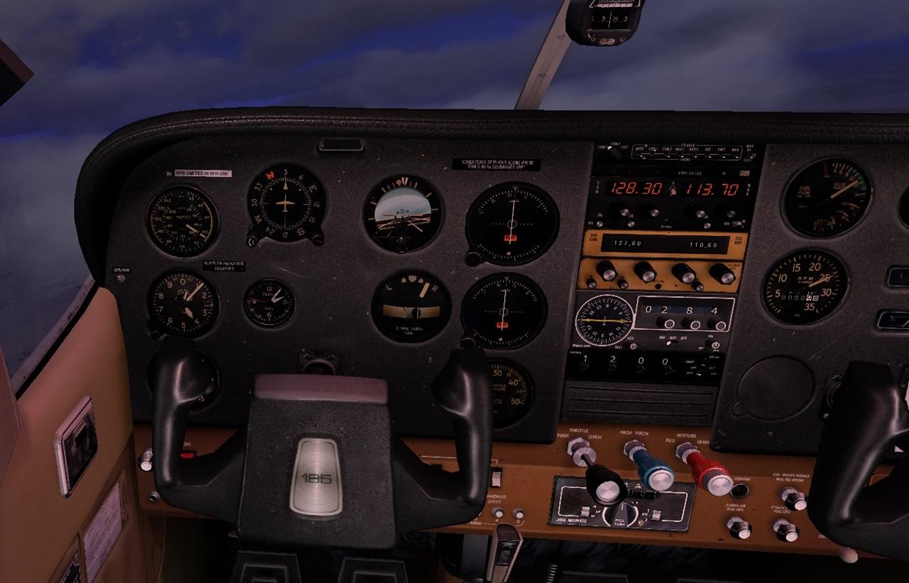 Carenado - C185F Skywagon & Bush Version C185_4