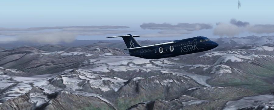 Notlandung (fast Crash)in Juneau) Bae04
