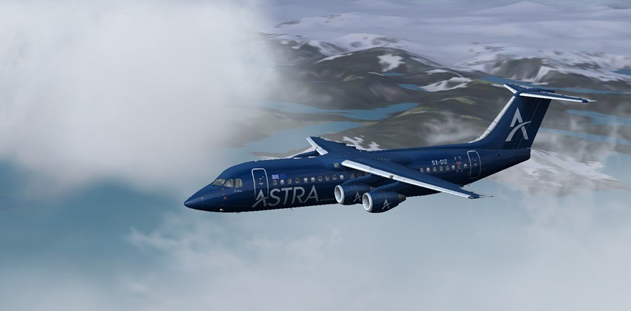 Notlandung (fast Crash)in Juneau) Bae05