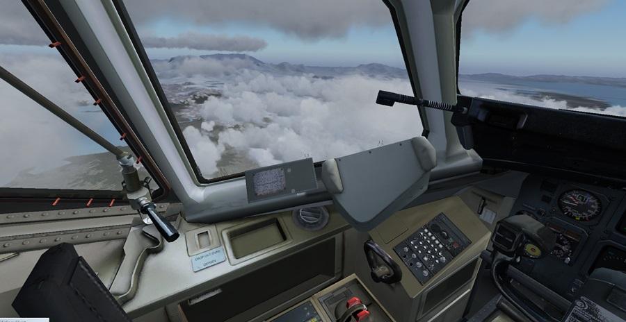 Notlandung (fast Crash)in Juneau) Bae07