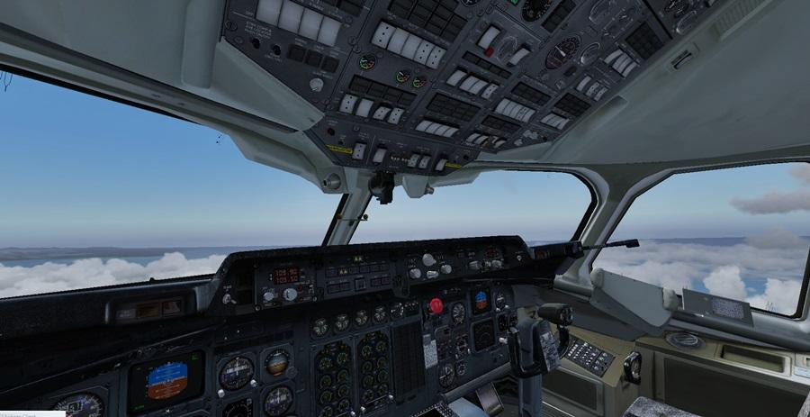 Notlandung (fast Crash)in Juneau) Bae08