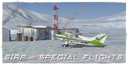 S I R P - Stikine Icefield Research Program Sirp01