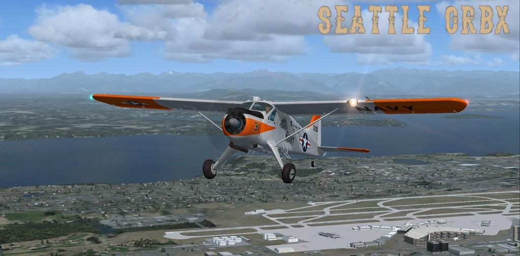FSX - erste Eindrücke Seattle02