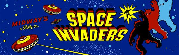 Nos Arcade Artworks préférés !! Space_Invaders_Marquee