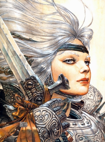 Illustrazioni, fumetti, manga... Madrygin
