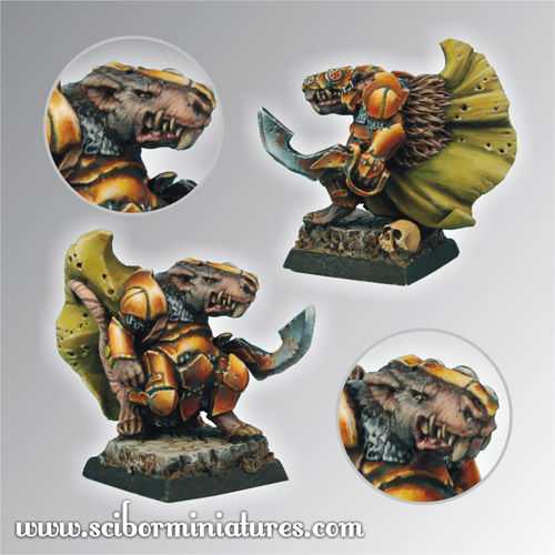 Scibor's Monstrous Miniatures Rat_warrior_01