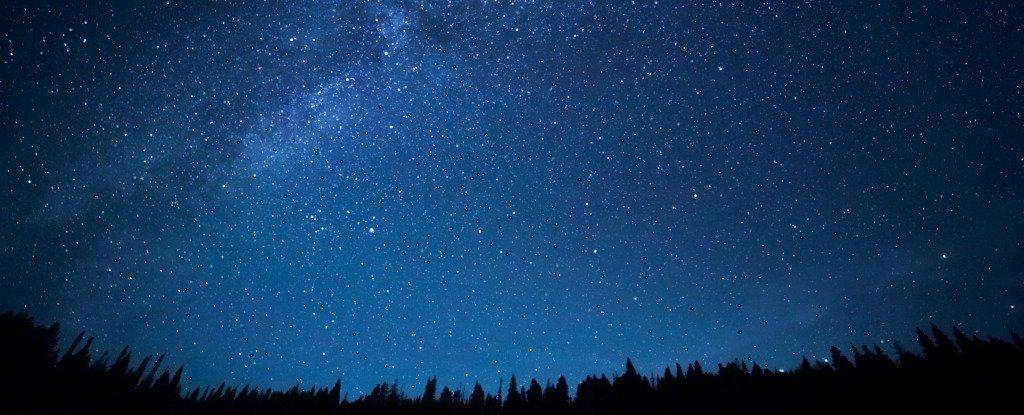 Look Up: Jupiter And Saturn Will Light Up The Night Skies in June  Jupitermoonsaturnnightsky_1024