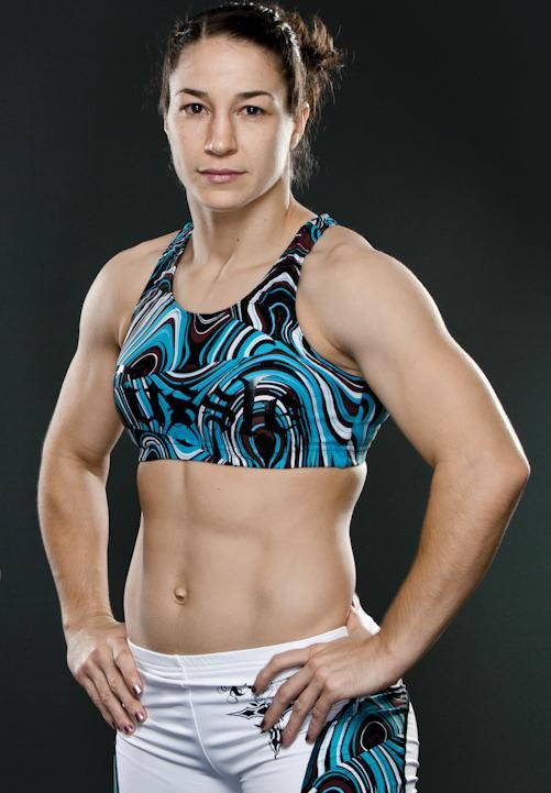 Duelo de olimpicas en UFC Sara_mcmann