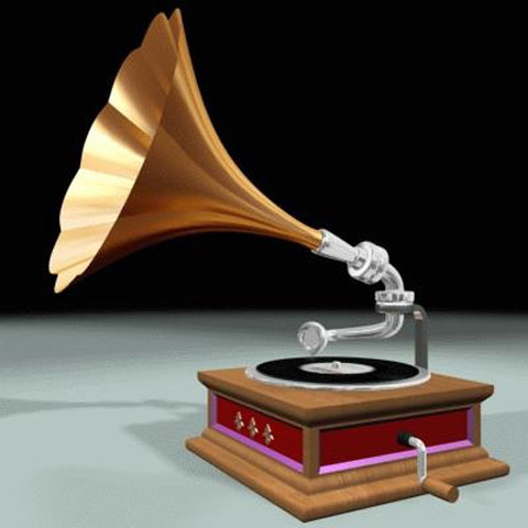 Organisation dans iTunes Gramophone