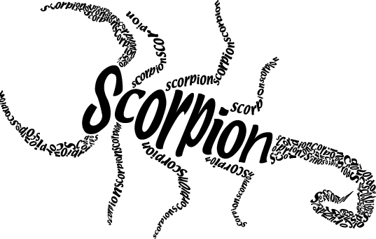 Odredite svoj horoskopski podznak Scorpion-logo
