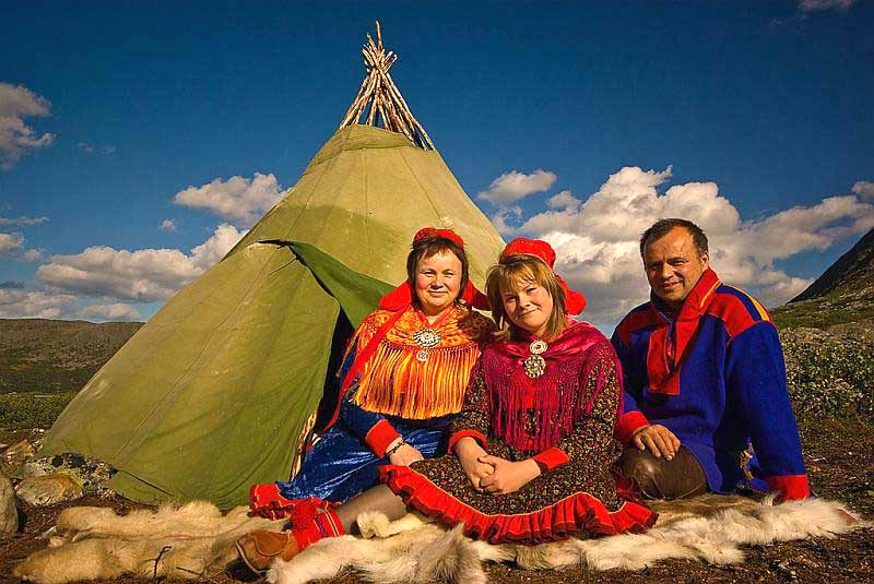 Ljudi iz raznih krajeva svijeta - Page 4 Laponci