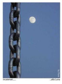 """""""la luna di giorno"""" 151454"""